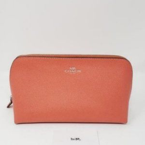 Authentic Coach Cosmetic Pouch NWT